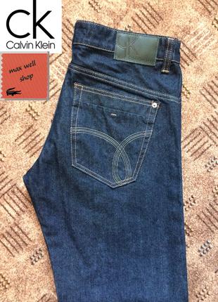 Чоловічі джинси calvin klein jeans. оригінал.!! нові.!!
