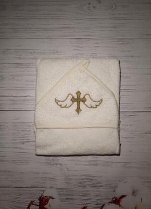 Крыжма для крещения ( полотенце для крестин )
