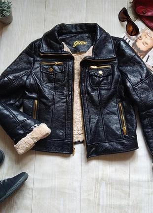 Куртка косуха guess