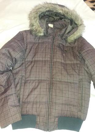 Зимняя куртка umbro