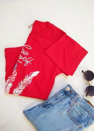 Sale!!! футболка женская,турция 💯 cotton. размер m