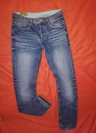 Стильные мужские джинсы clockhouse 28/32 в прекрасном состоянии
