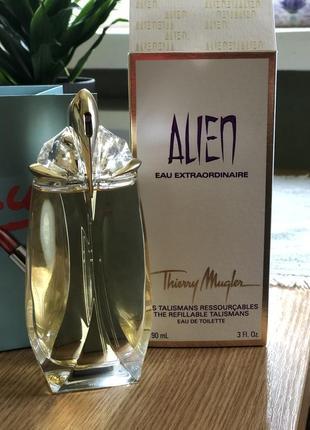 Туалетная вода alien от thierry mugler (фланкер eau extraordinaire)