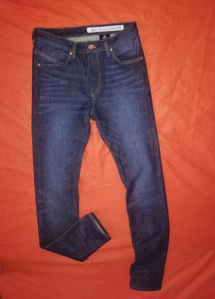 Шикарные мужские джинсы скинни h&m 31/32 в новом состоянии