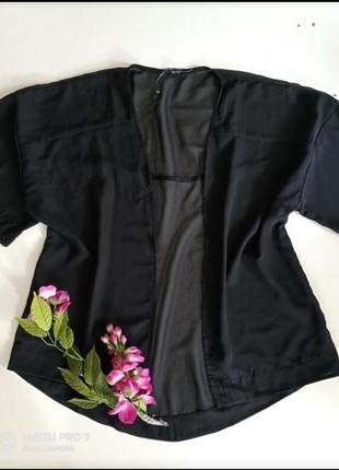 Легкая воздушная накидка кимоно от немецкого бренда esmara.