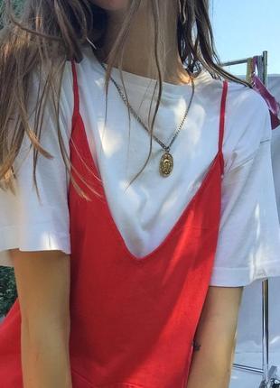 Платье комбинация сарафан h&m