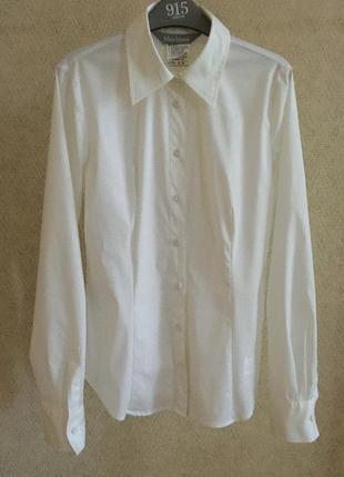 Белая рубашка max mara