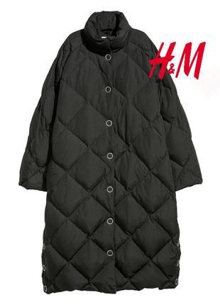 Пальто/пуховик. бренд h&m.