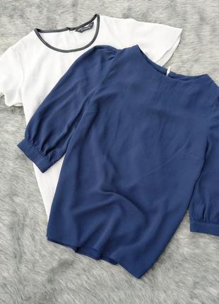 Блуза кофточка с акцентными рукавами фонариками dorothy perkins