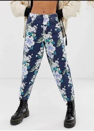Mom asos момы джинсы очень красивые батал