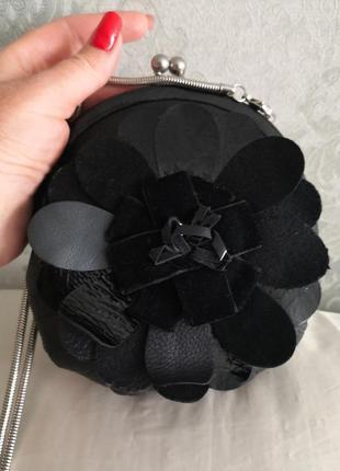 Мега стильная красивая кожаная сумочка radley👜👜💥🏵️🔥