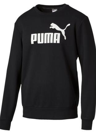 Стильный свитшот puma, оригинал, унисекс