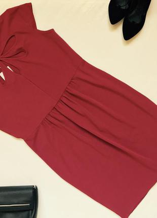 Новое коттоновое платье anna field  актуального цвета