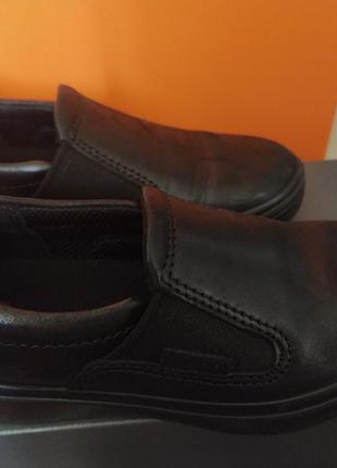 Туфли в школу для мальчика