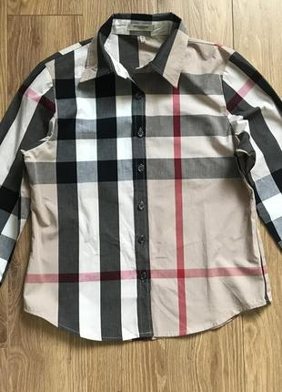 Burberry, продам новую оригинальную рубашку