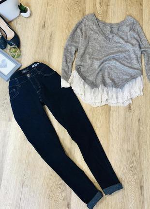 Невероятно стильные джинсы скинни only