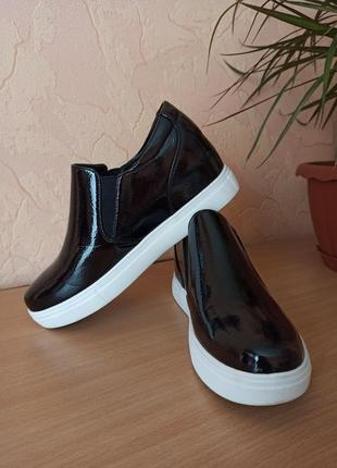 Слипоны слипы криперы мокасины туфли