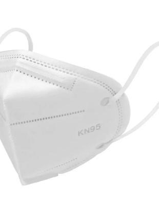 Респиратор ffp2 kn-95 многоразовый без клапана, защитная маска