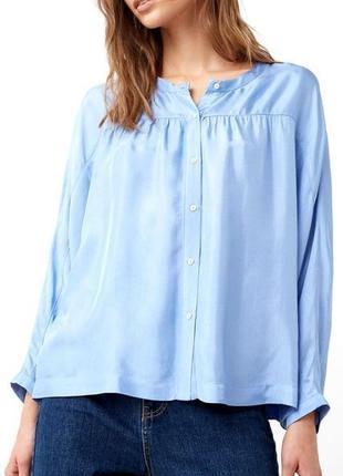 Новая блуза кофточка из натуральной вискозы mango