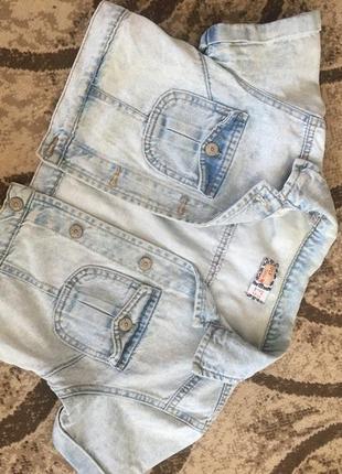 Джинсовое болеро джинсовка джинсовая куртка