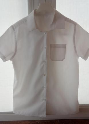 Сорочка  на короткий рукав для хлопчика