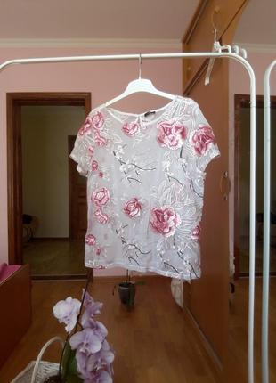 Блуза-футболочка