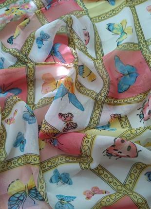 Милый платок в бабочки, германия