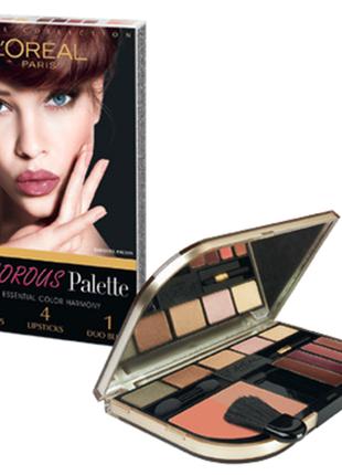Палетка l'oréal paris - glamorous palette