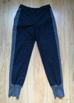 Peserico стильные иниересные дизайнерские брюки штаны