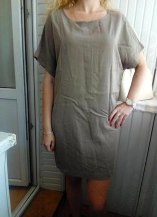 Летняя распродажа!! платье туника свободного покроя
