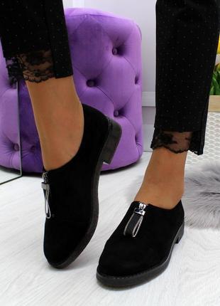 """Туфли """"""""style"""""""" черные"""