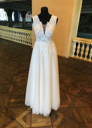 Супер новинка! свадебное платье