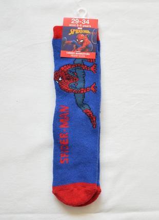 Носки махровые на мальчика marvel (сша)