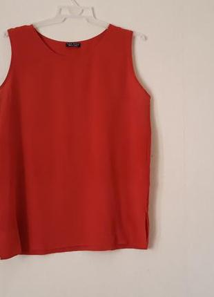 Шёлковая  блузка,топ