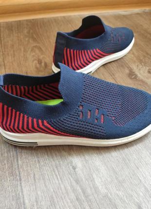 Слипоны макасины кроссовки