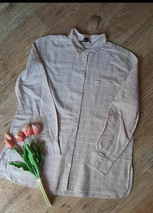 Рубошка,  блузка, кофта esmara лен