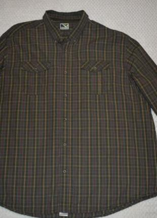 Рубашка большой размер.