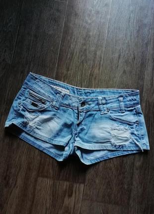 Шорты джинсовые lady first