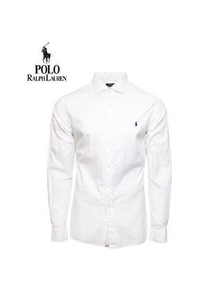 Мужская рубашка polo by ralph lauren оригинал