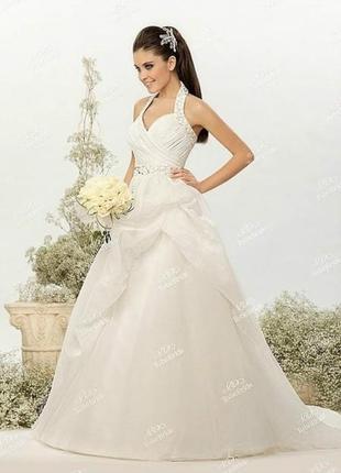 Свадебное платье известного бренда to be bride.