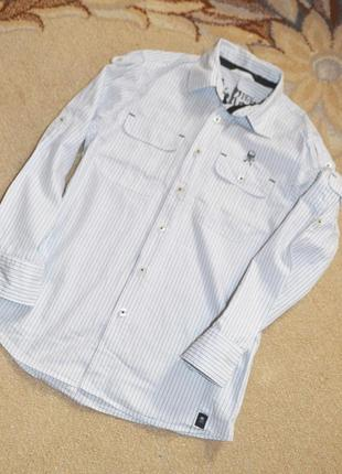 Рубашка трансформер next р.10 лет 140 см