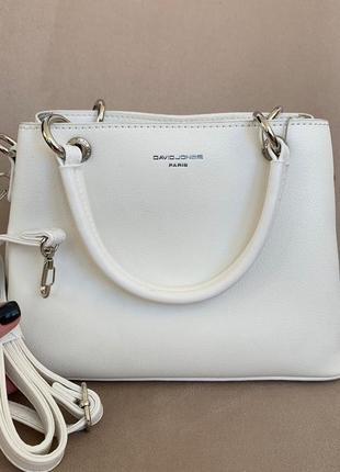 Элегантная женская сумка david jones cross-body