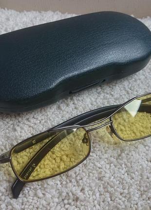 Винтажные солнцезащитные очки из германии.