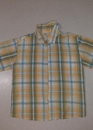 Летняя легкая рубашку