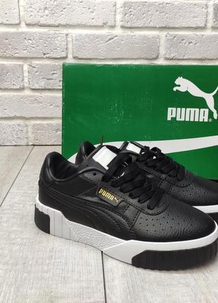 Шикарные женские кроссовки топ качество puma 🎁