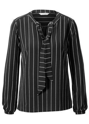 Элегантный стиль .шикарная блузка tcm tchibo германия