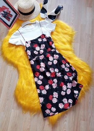Новое платье в бельевом стиле 1+1=3