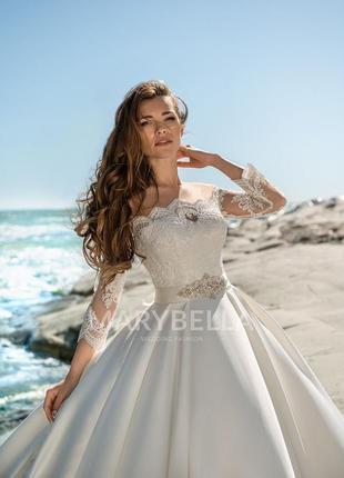 Свадебное платье mary bird