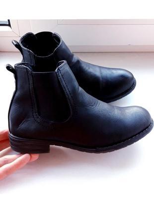 Ботинки-полуботинки jumex