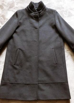 Женское шерстяное пальто от итальянского премиум бренда cinzia rocca max mara
